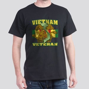 Vietnam Veteran Dark T-Shirt